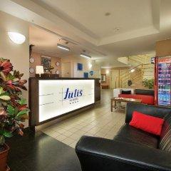Отель EA Hotel Juliš Чехия, Прага - - забронировать отель EA Hotel Juliš, цены и фото номеров интерьер отеля фото 3