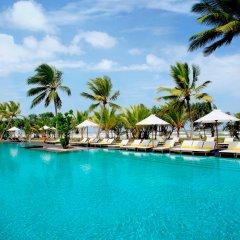 Отель Centara Ceysands Resort & Spa Sri Lanka Шри-Ланка, Бентота - 1 отзыв об отеле, цены и фото номеров - забронировать отель Centara Ceysands Resort & Spa Sri Lanka онлайн пляж фото 2
