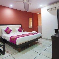 Отель Apra International Индия, Нью-Дели - отзывы, цены и фото номеров - забронировать отель Apra International онлайн комната для гостей фото 5