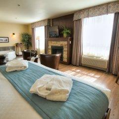 Отель Days Inn by Wyndham Levis Канада, Сен-Николя - отзывы, цены и фото номеров - забронировать отель Days Inn by Wyndham Levis онлайн комната для гостей фото 5