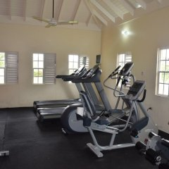 Отель Retreat Drax Hall Country Club Ямайка, Очо-Риос - отзывы, цены и фото номеров - забронировать отель Retreat Drax Hall Country Club онлайн фитнесс-зал