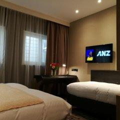 Отель Inner Amsterdam 2* Номер Делюкс с различными типами кроватей