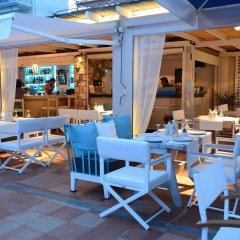 Отель Oasis Beach Hotel Греция, Агистри - отзывы, цены и фото номеров - забронировать отель Oasis Beach Hotel онлайн питание фото 3