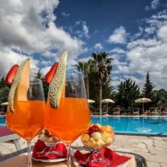 Hotel Masseria Resort Le Pajare Пресичче в номере фото 2