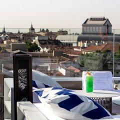 Отель VP Plaza España Design балкон