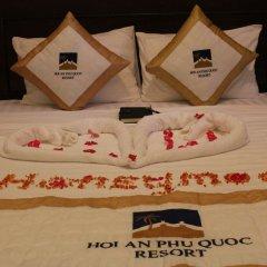 Отель Hoi An Phu Quoc Resort удобства в номере