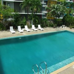 My Hotel Ratchada Бангкок бассейн фото 2