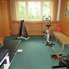 Отель Elbotel фитнесс-зал фото 4