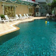 Отель SM Resort Phuket Пхукет бассейн
