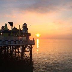 Отель Brighton Getaways - Panoramic Penthouse Великобритания, Хов - отзывы, цены и фото номеров - забронировать отель Brighton Getaways - Panoramic Penthouse онлайн приотельная территория