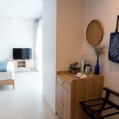 Отель Deeprom Pattaya Паттайя удобства в номере фото 2