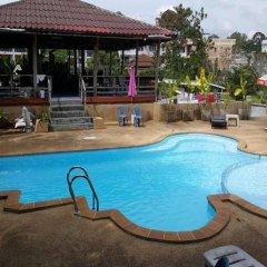 Отель Krabi Loma Hotel Таиланд, Краби - отзывы, цены и фото номеров - забронировать отель Krabi Loma Hotel онлайн бассейн фото 2