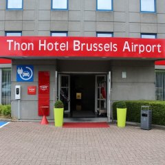 Thon Hotel Brussels Airport банкомат