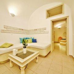 Отель Chroma Suites Греция, Остров Санторини - отзывы, цены и фото номеров - забронировать отель Chroma Suites онлайн комната для гостей фото 5
