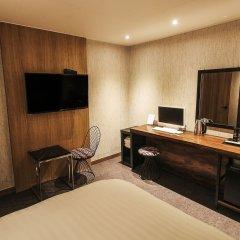 Отель Blanc Hotel Gangnam Южная Корея, Сеул - отзывы, цены и фото номеров - забронировать отель Blanc Hotel Gangnam онлайн удобства в номере фото 2