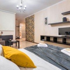 Апартаменты RentHouse Apartment Primorsky Санкт-Петербург комната для гостей фото 5