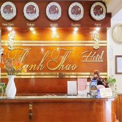 Отель Thanh Thao Далат интерьер отеля