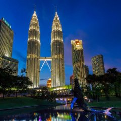 Five Senses Suite @ M Suite KLCC in Kuala Lumpur, Malaysia