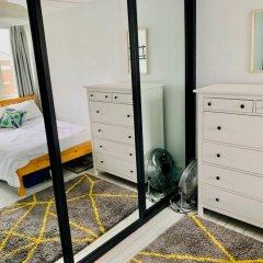 Отель Bright and Spacious 2 Bedroom Maisonette in Central London With Balcony Лондон детские мероприятия