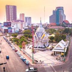 Отель Pullman Khon Kaen Raja Orchid пляж