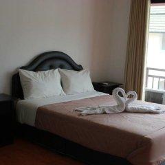 Апартаменты K&J Apartment Паттайя комната для гостей фото 4
