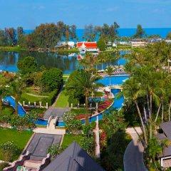 Отель Angsana Laguna Phuket Таиланд, Пхукет - 7 отзывов об отеле, цены и фото номеров - забронировать отель Angsana Laguna Phuket онлайн бассейн фото 3