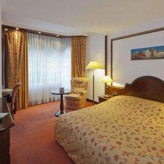 Отель Parkhotel Beau Site Швейцария, Церматт - отзывы, цены и фото номеров - забронировать отель Parkhotel Beau Site онлайн комната для гостей фото 3
