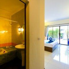 Отель JR Siam Kata Resort ванная