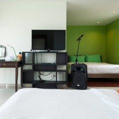 Отель Fu Suvarnabhumi Бангкок удобства в номере