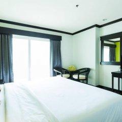 Отель Jomtien Thani Hotel Таиланд, Паттайя - 3 отзыва об отеле, цены и фото номеров - забронировать отель Jomtien Thani Hotel онлайн комната для гостей фото 3