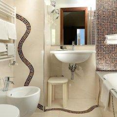 Отель PAGANELLI Венеция ванная
