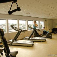 Отель Radisson Blu Atlantic Ставангер фитнесс-зал