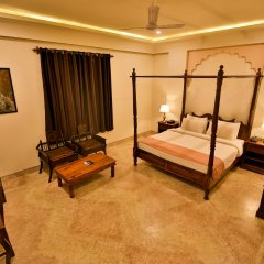 The Sher Garh Resort in Sawai Madhopur, India from 136$, photos, reviews - zenhotels.com guestroom photo 3