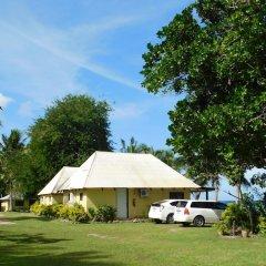 Отель Namolevu Beach Bures парковка