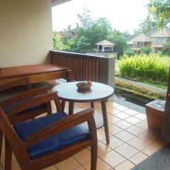 Отель Biyukukung Suite & Spa балкон