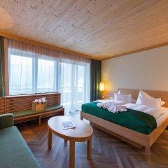 Die Wasnerin G'sund & Natur Hotel комната для гостей фото 5