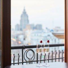 Гостиница Дизайн-отель СтандАрт в Москве 11 отзывов об отеле, цены и фото номеров - забронировать гостиницу Дизайн-отель СтандАрт онлайн Москва балкон