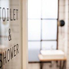 Woodah Hostel Копенгаген ванная