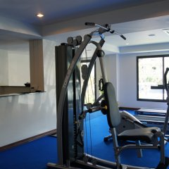 Отель Baan Yuree Resort and Spa фитнесс-зал фото 2