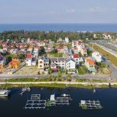 Отель Hoi An Estuary Villa Вьетнам, Хойан - отзывы, цены и фото номеров - забронировать отель Hoi An Estuary Villa онлайн приотельная территория