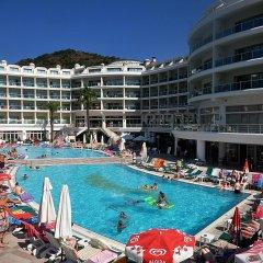 Pineta Park Deluxe Hotel - All Inclusive бассейн фото 3
