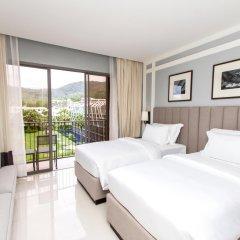 Отель Sugar Marina Resort - ART - Karon Beach 4* Номер Делюкс с разными типами кроватей фото 2