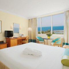 Отель Coral Beach Resort - Sharjah комната для гостей фото 2