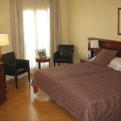Отель Melia Plaza Valencia комната для гостей