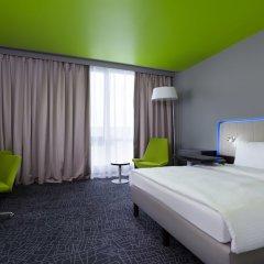 Отель Парк Инн от Рэдиссон Аэропорт Пулково Санкт-Петербург комната для гостей фото 8