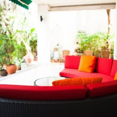 Отель Baansilom Soi 3 Таиланд, Бангкок - 1 отзыв об отеле, цены и фото номеров - забронировать отель Baansilom Soi 3 онлайн фото 6