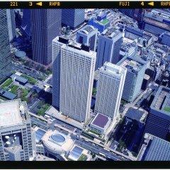 Keio Plaza Hotel Tokyo Premier Grand Токио развлечения