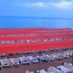 Armas Park Hotel Турция, Кемер - отзывы, цены и фото номеров - забронировать отель Armas Park Hotel онлайн пляж фото 2
