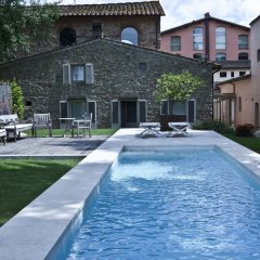Отель Riva Lofts Florence Флоренция бассейн