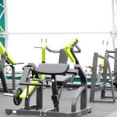Парк-Отель Лазурный Берег фитнесс-зал фото 4